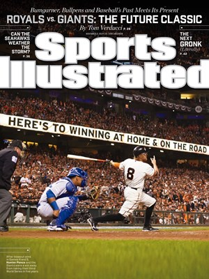 Sports Illustrated November 2014